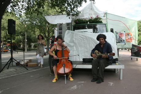 Arles/fete de la musique