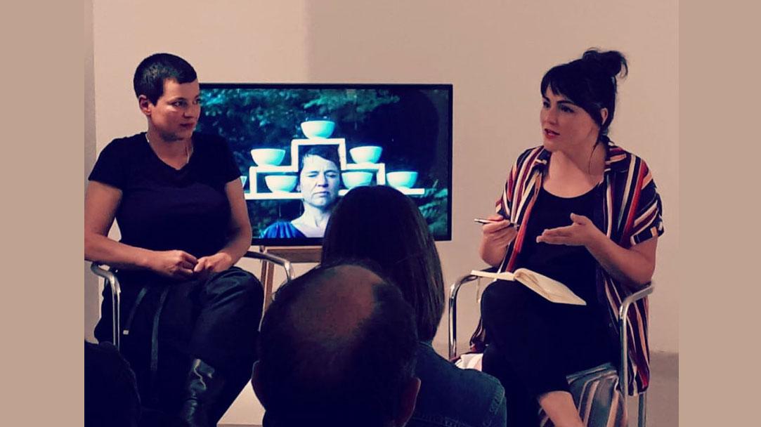 lost in shrubland, talk with Laura Sánchez Serrano