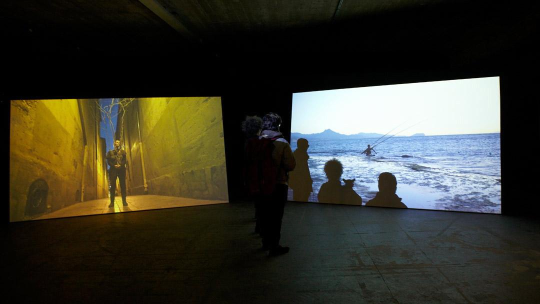 Lauschen&Lauern, installation view 5, ©Barbara_Hartmann
